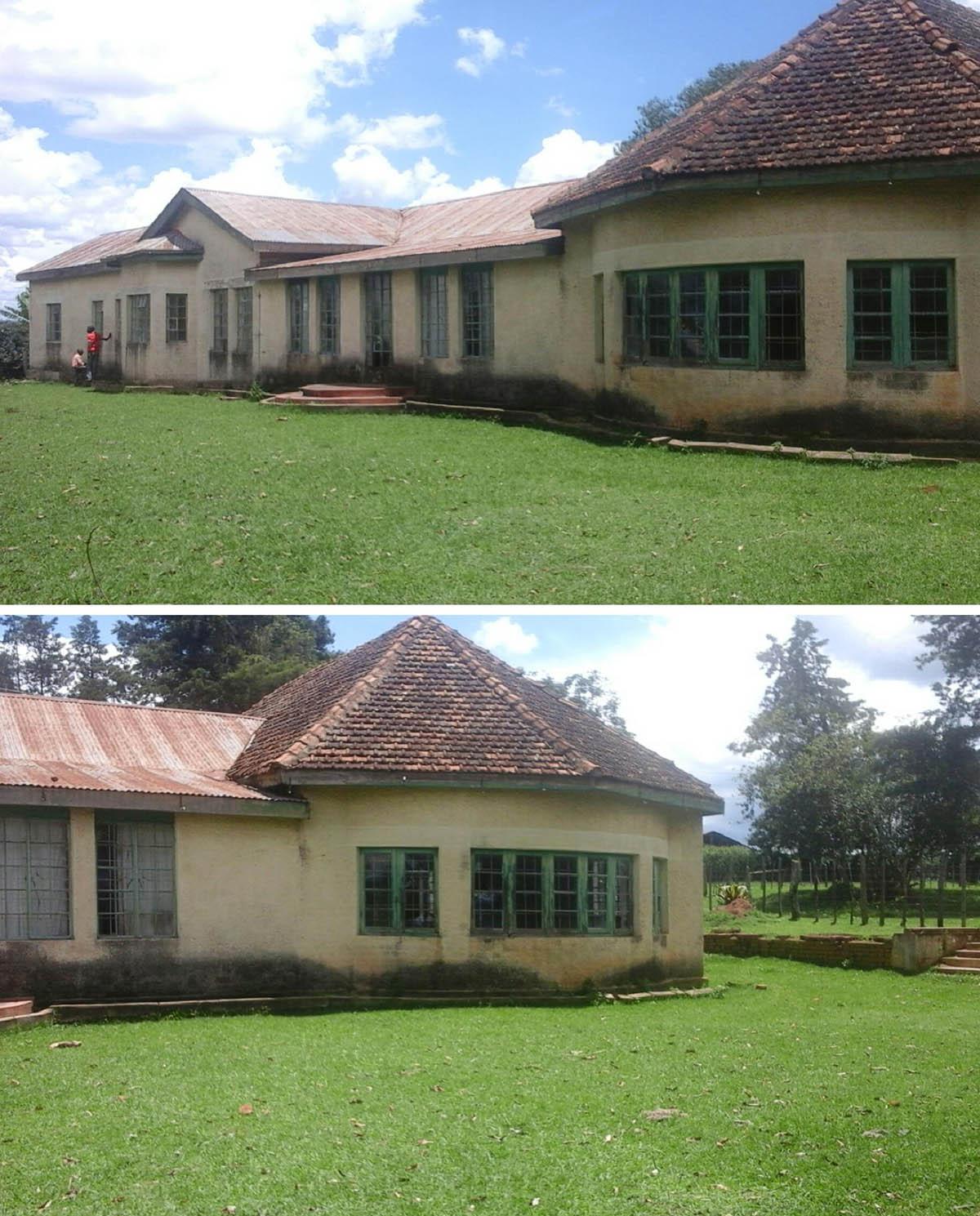 Colonial Houses In Kenya